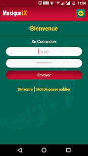 MusiqueLX - náhled