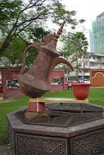 Photo: Autre Fontaine à Kuala Lumpur