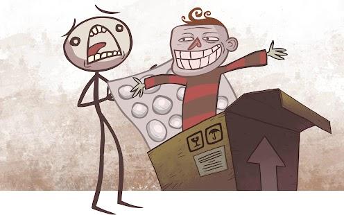 Troll Face Quest Unlucky - screenshot thumbnail