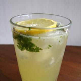Lemon Ginger Mocktail Mojito