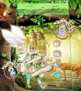 Fairy Girl Forest Theme - náhled