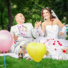 Wedding photographer Aleksandr Odincov (Sani). Photo of 12.01.2015