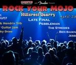 ROCK YOUR MOJO - Hillcrest Quarry 28th April : Hillcrest Quarry