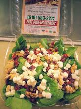 Photo: Salads