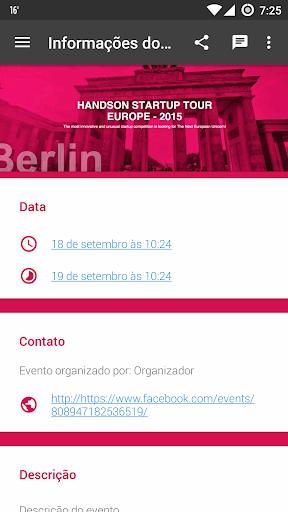HandsOn Startup Tour Europe