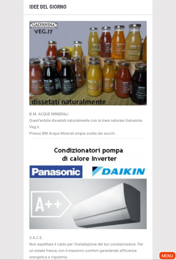 Bastia Shopping- screenshot