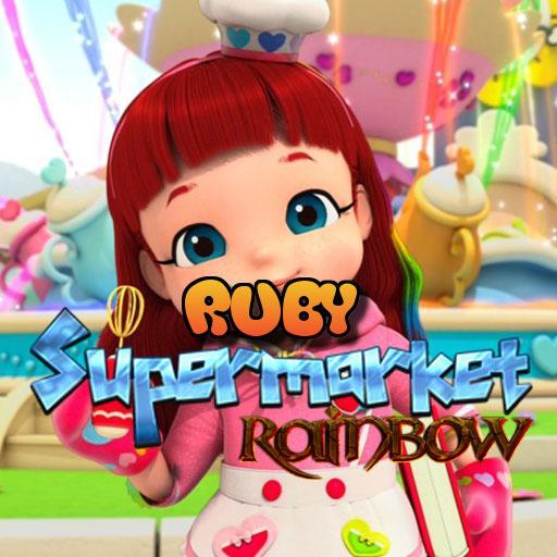 Ruby Supermarket Rainbow Kids