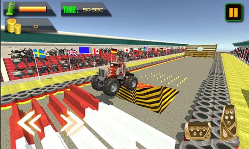Monster Truck Ramps Stunt 3D