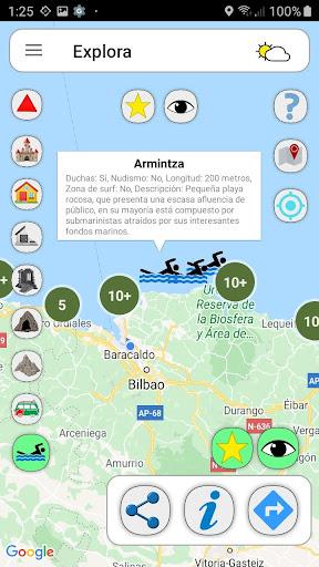 Explore Spain screenshot 3