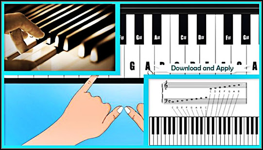 Learn To Play Piano Notes Chords Apps On Google Play