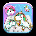 Rainbow Unicorn Emoji Stickers icon