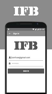 IFB - náhled