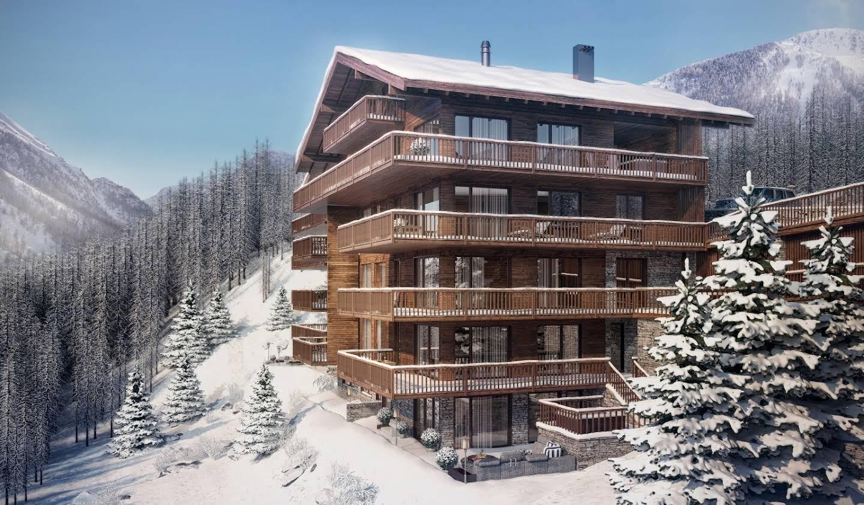 Appartement avec terrasse Grimentz