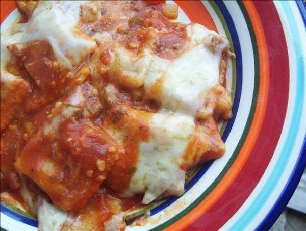 Fast Fiesta Mexican Ravioli Recipe
