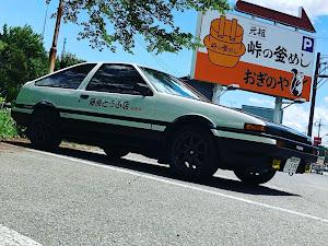 スプリンタートレノ AE86 AE86 GT-APEX 58年式のカスタム事例画像 lemoned_ae86さんの2018年05月06日22:15の投稿