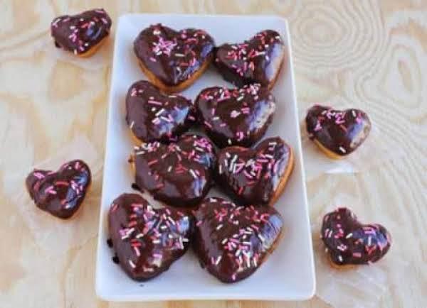Cocoa Cookie Hearts Recipe