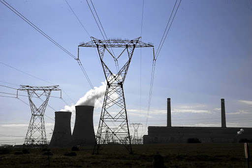 Pylon it on: As a newly appointed board tries to right the sinking Eskom ship, the Competition Tribunal is set to investigate allegations of tender-rigging worth R4.5bn at the debt-ridden power utility. Picture: REUTERS