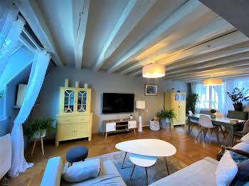 Duplex 3 pièces 83 m2