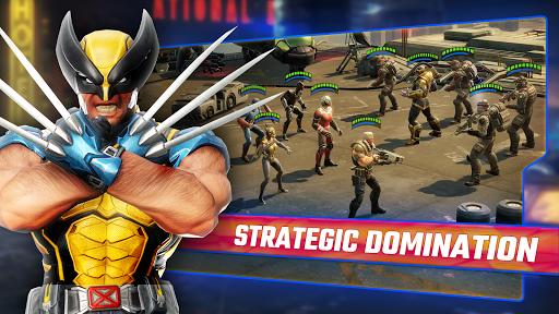 MARVEL Strike Force 1.4.1 screenshots 3