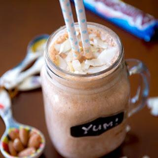 Skinny Almond Joy Milkshakes.