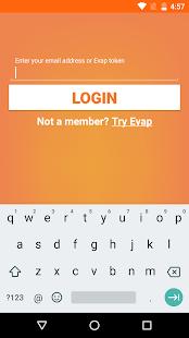 EVAP.io - náhled