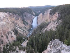 Photo: Lower Yellowstone Falls