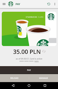 Starbucks CEE- screenshot thumbnail
