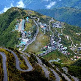 by Swagatam Baksi - Landscapes Mountains & Hills