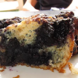 Bang'n Blueberry Coffee Cake