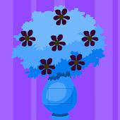 BlueColorFloorEscapeII