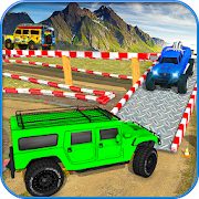 Game Racing in Jeep Crazy Stunt! Jeep Adventure 2018 APK for Windows Phone