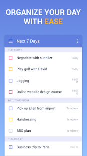 TickTick: To Do List with Reminder, Day Planner- screenshot thumbnail