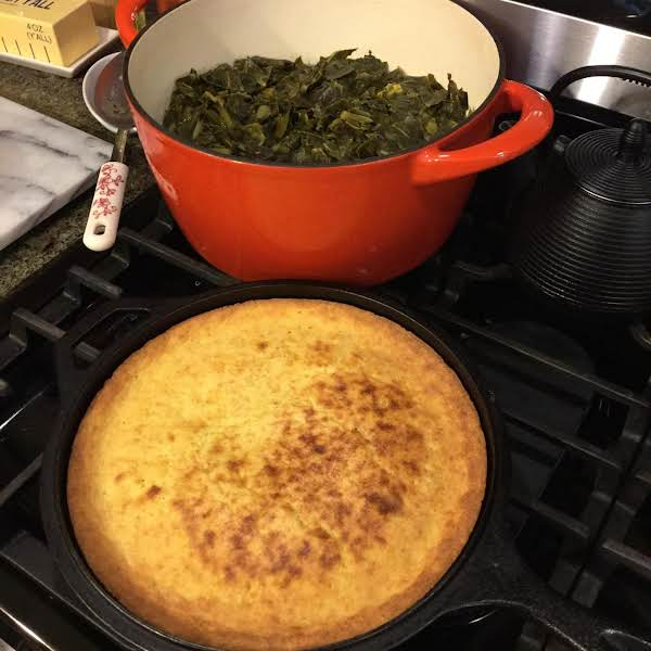 True Southern Style Collard Greens Recipe
