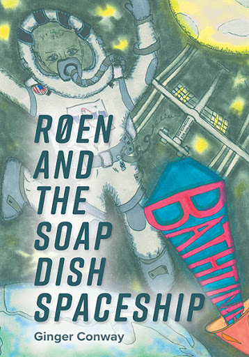 Røen and the Soap Dish Spaceship
