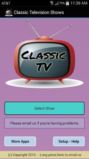 Television Classics screenshot