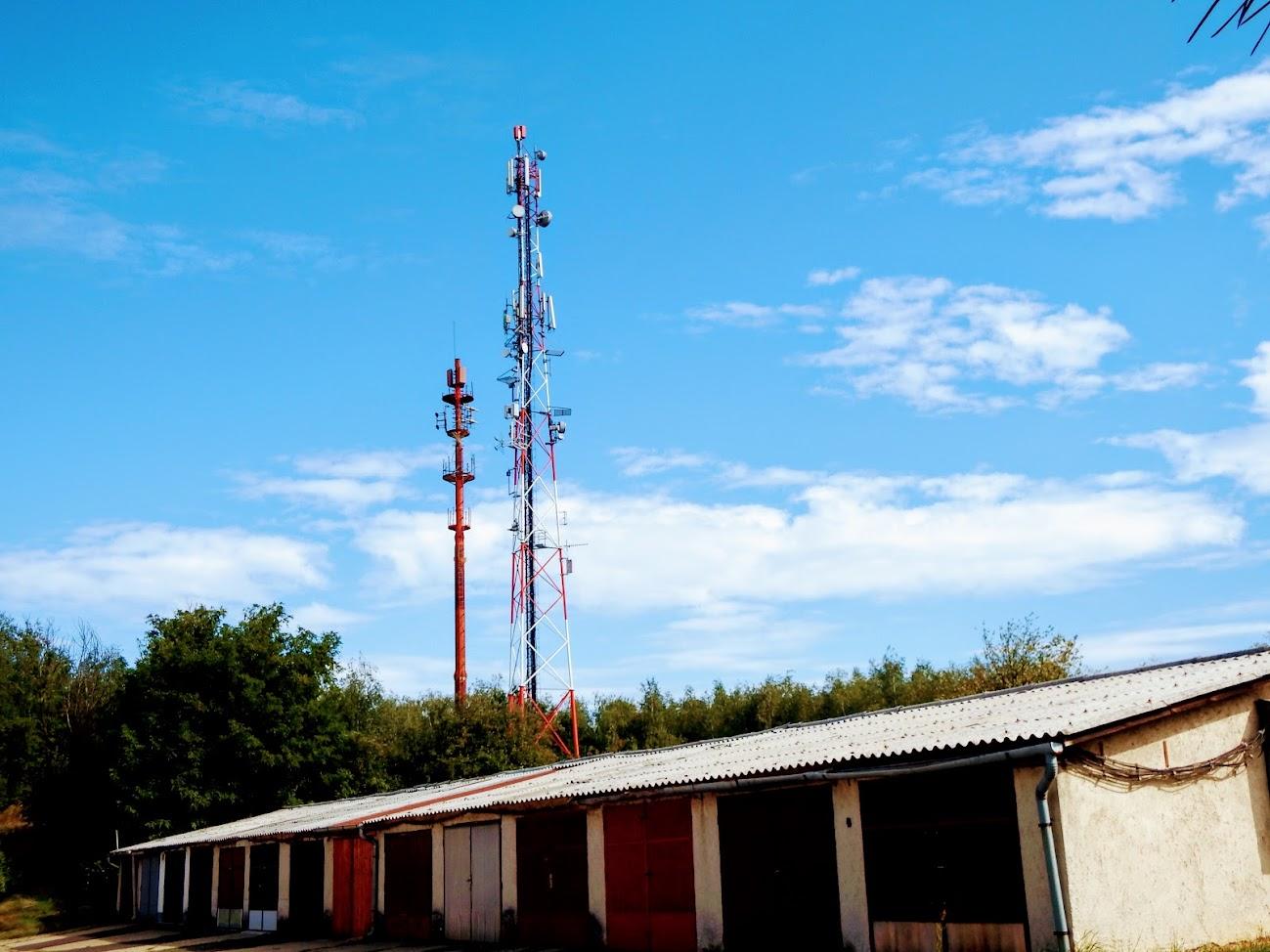 Balassagyarmat/Springa-domb - DVB-T gapfiller