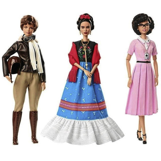Barbie - International Women collection featuring Frida Kahlo