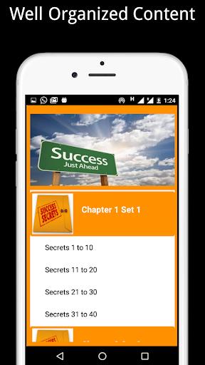 Life Changing Secrets of Success 2.4 screenshots 1