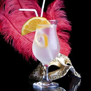 Alabama Fizz Cocktail.
