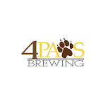 Logo for 4 Paws Brewing