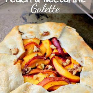Reach & Nectarine Galette