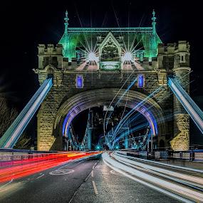 by Chris Williams - Buildings & Architecture Bridges & Suspended Structures