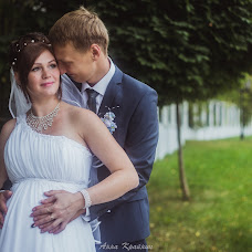 Wedding photographer Anna Kraynik (dafry256). Photo of 31.08.2015