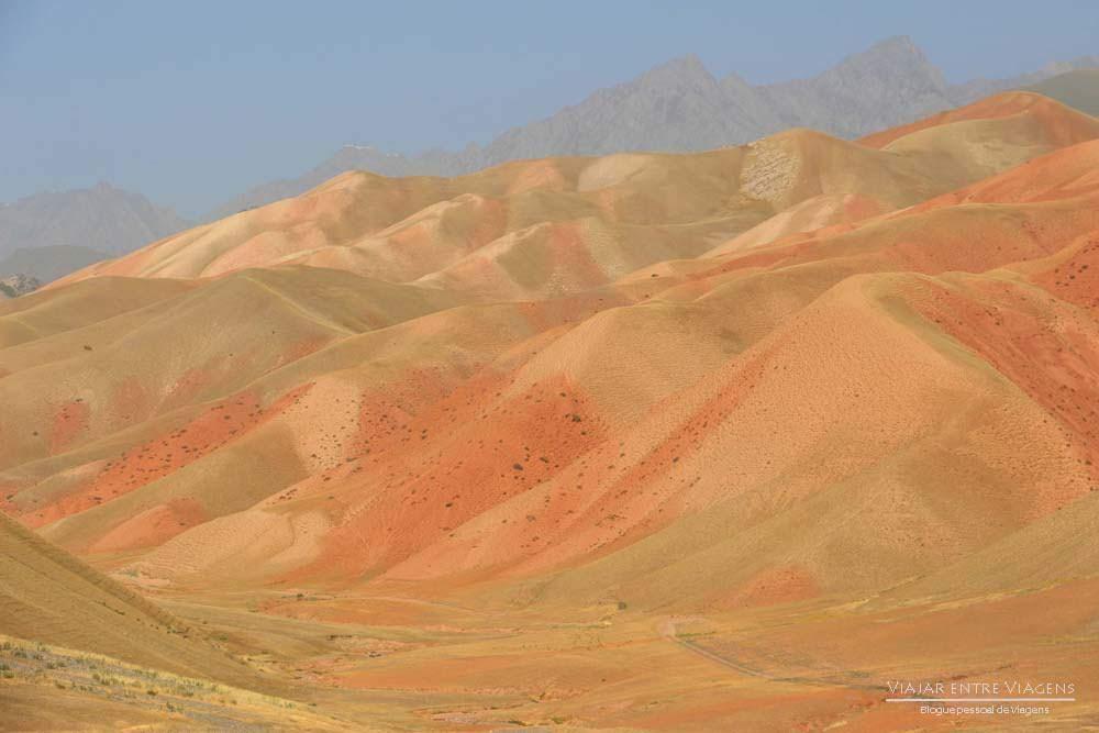 Dia 34 - No coração do VALE DE FERGANA, de Sary Mongol a Osh 🇰🇬 | Crónicas do Rally Mongol