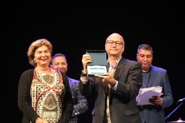 Luis Rogelio Rodríguez-Comendador \'Premio a toda una trayectoria\'.