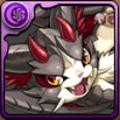闇の猫龍・クロニャドラ