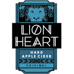 Logo of Lionheart Hard Apple Cider