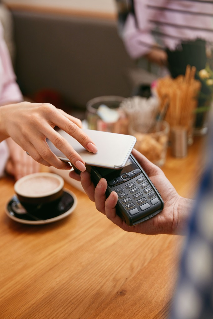 The war for your arm and mobile payments is here.