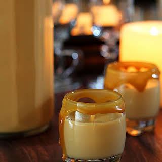 Salted Caramel Cream Liqueur.