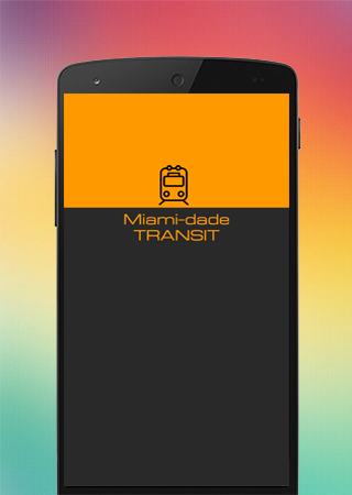 Miami Dade Transit- screenshot
